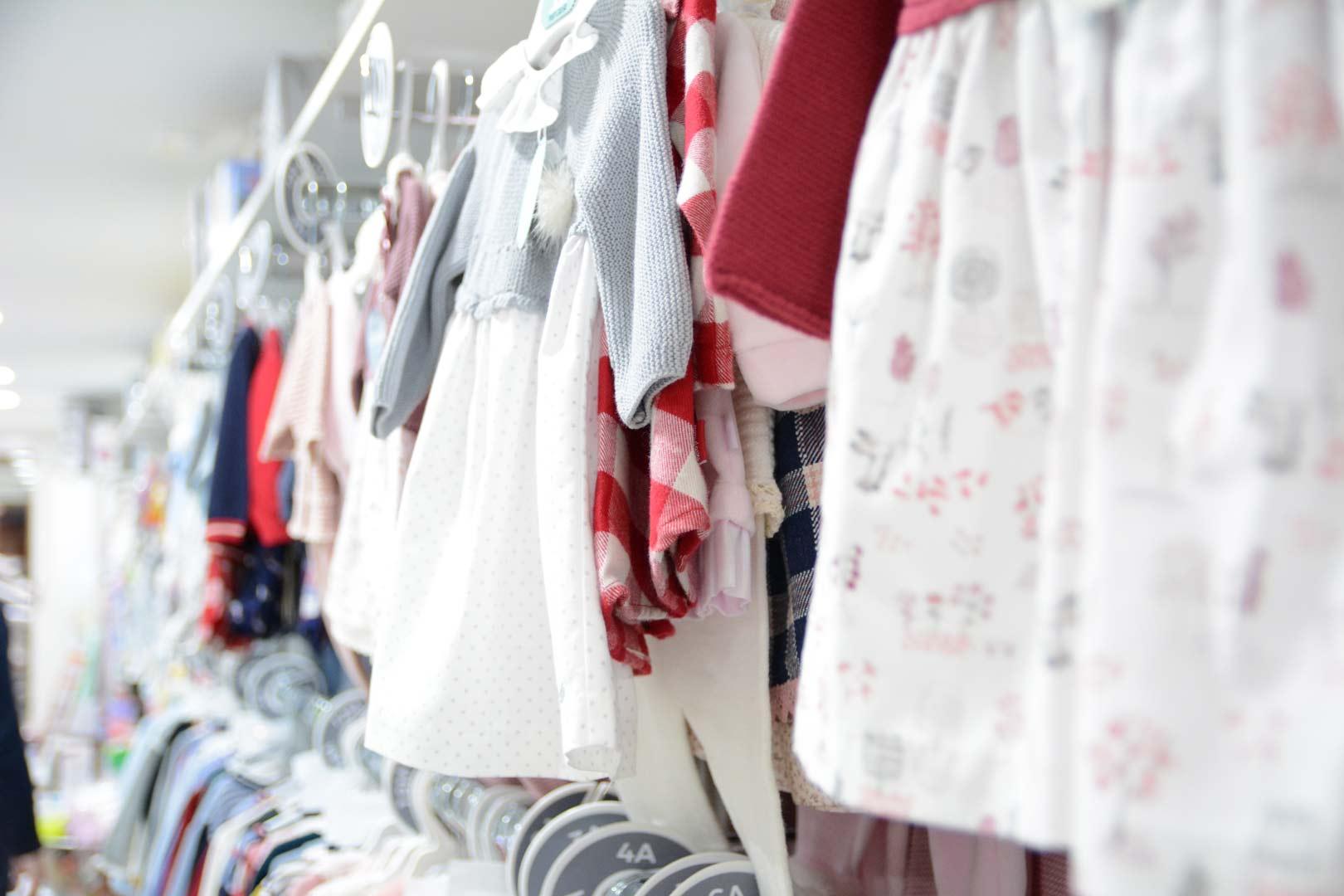 Moda infantil - El mon dels menuts